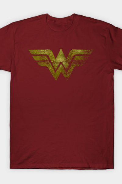 Wonder Woman [distressed]