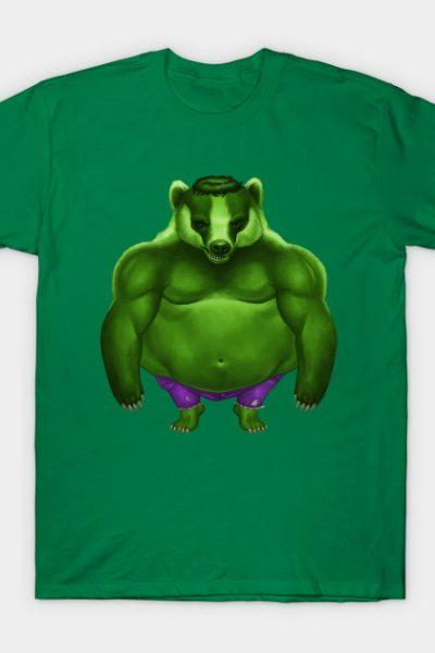 Bruce Badger T-Shirt