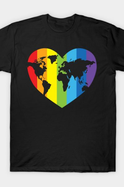 Earth – PRIDE T-Shirt