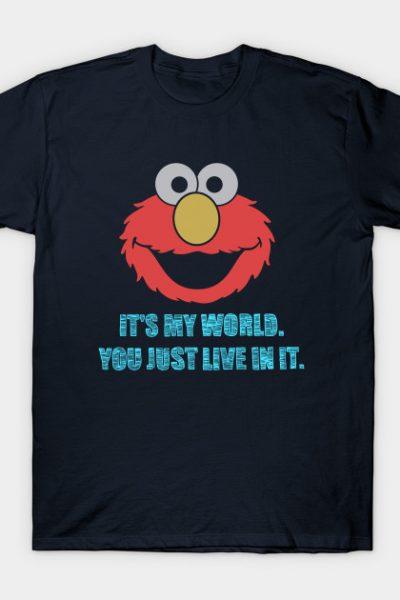 Elmo's World T-Shirt