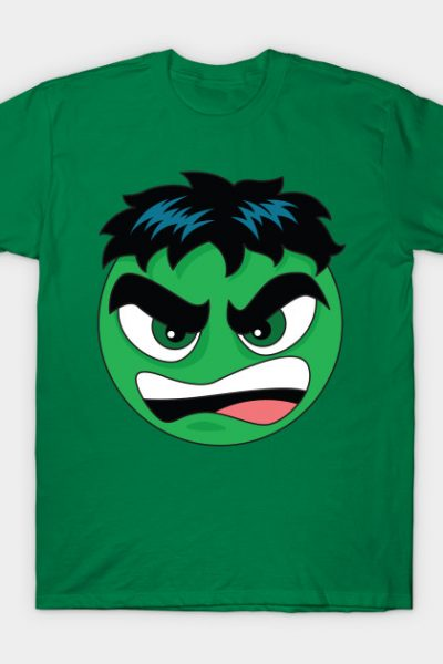 Green A-Moticon T-Shirt