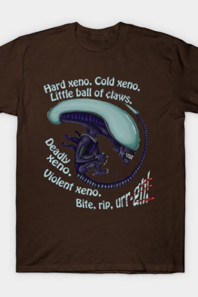 Hard Xeno, Cold Xeno T-Shirt