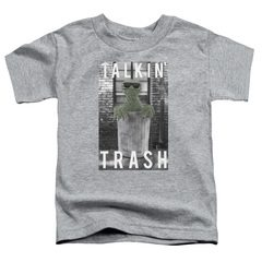 Sesame Street Talkin Trash Toddler T-Shirt