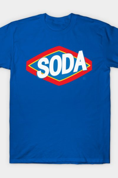 Soda Bleach Logo (Drink It) T-Shirt
