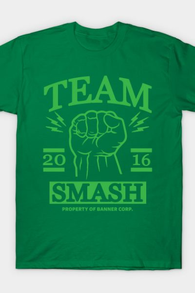 Team Hulk T-Shirt