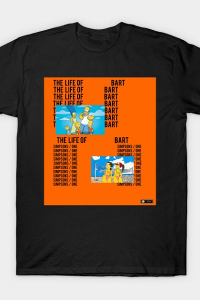 The Life of Bart T-Shirt