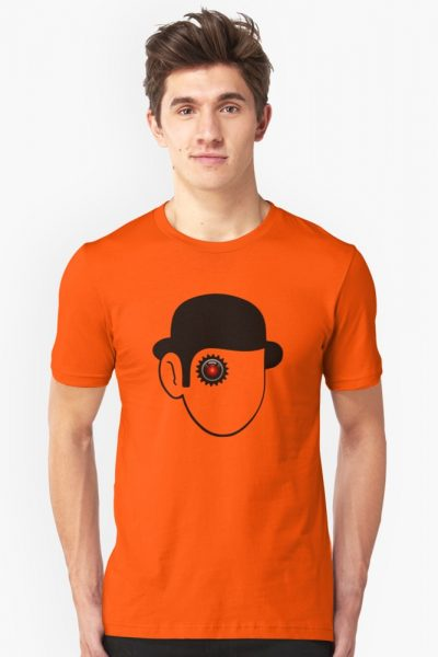 Clockwork Orange HAL 9000