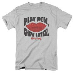 Dubble Bubble Play Now Chew Later T-Shirt | TeeShirtPalace