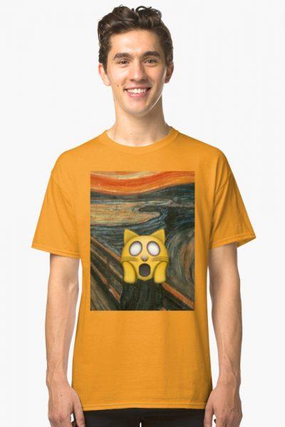 Edvard Munch Emoji Remix