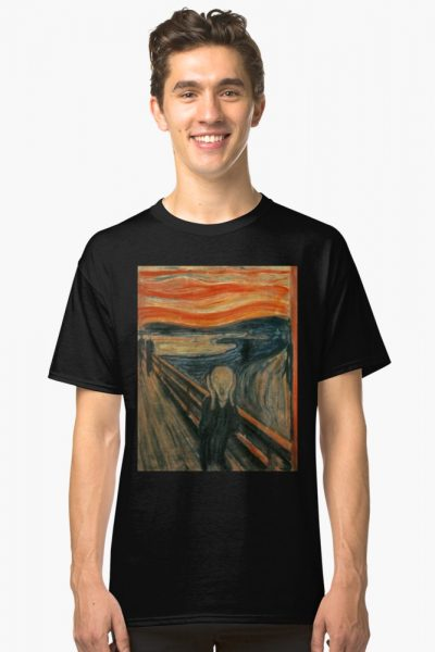 Edvard Munch – The Scream