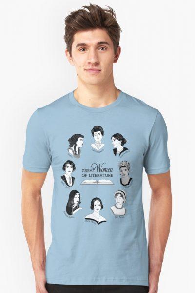 Great Women of Literature