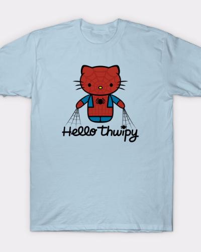Hello Thwipy! T-Shirt