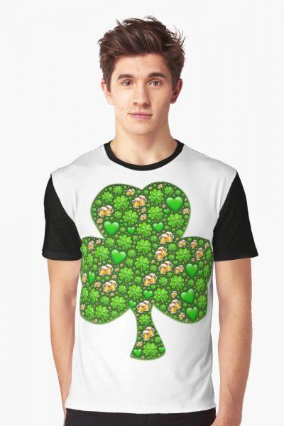Shamrock irish luck symbol