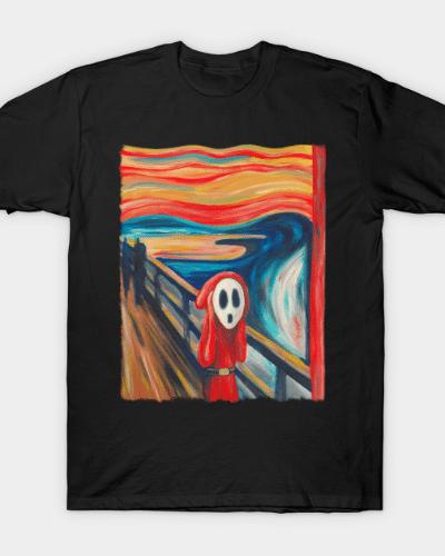 Shyguy Scream T-Shirt