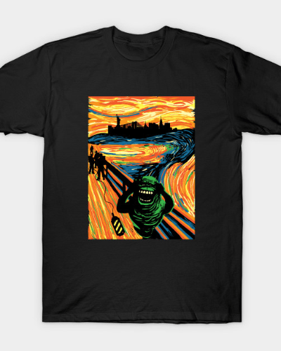 Slimer's Scream T-Shirt