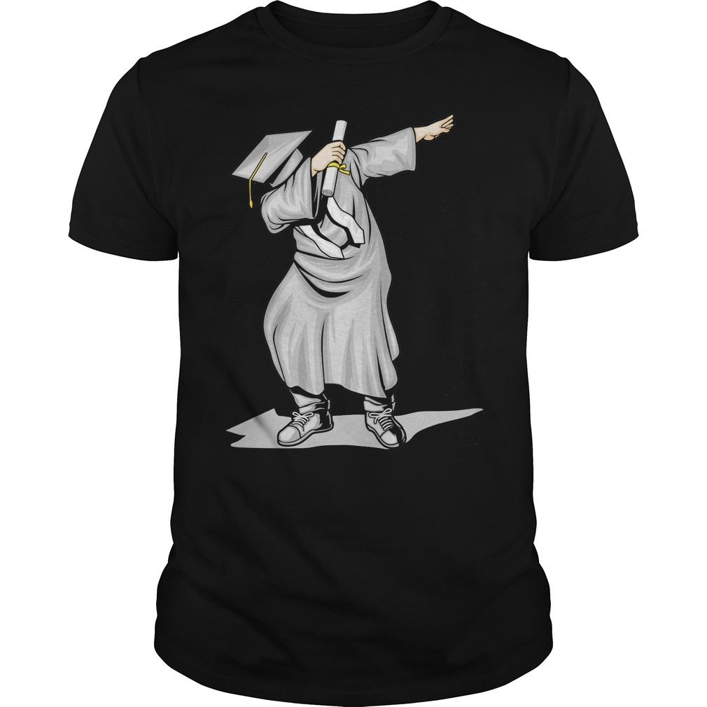 The dabbing graduation class of 2017 shirt hoodie tank for Best v neck shirts