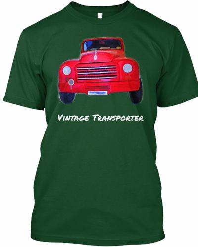 The Vintage Transporter
