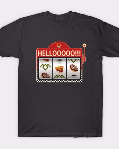 Twin Peaks HELLOOOOO T-Shirt