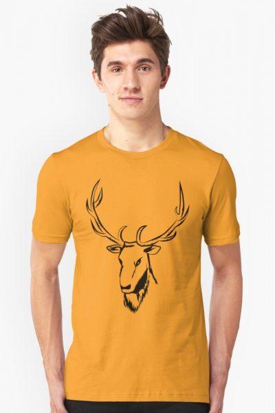 Black deer