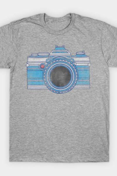 Classic Camera T-Shirt