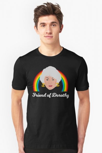 Dorothy Zbornak – Friend of Dorothy