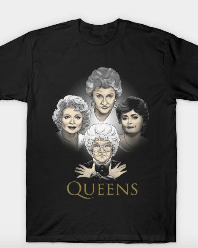 Golden Queens T-Shirt