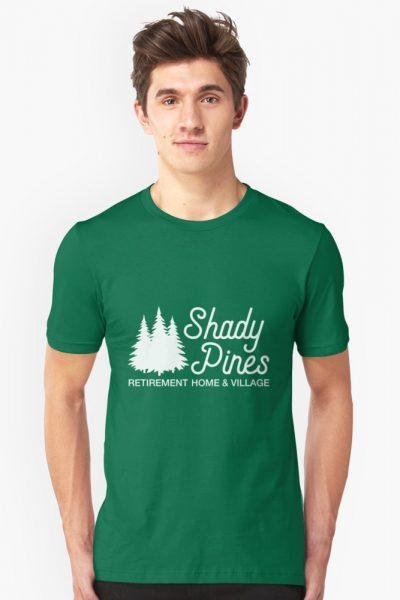 Shady Pines (Staff)