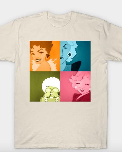 We're Golden T-Shirt