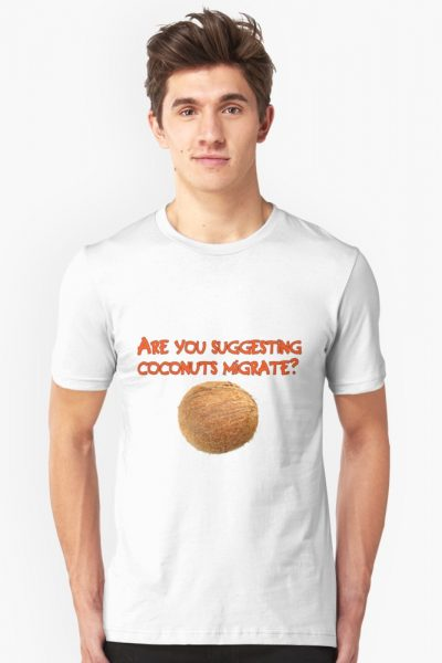 Are You Suggesting Coconuts Migrate?