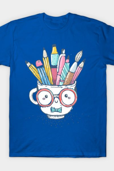 Back to school – cute cup T-Shirt