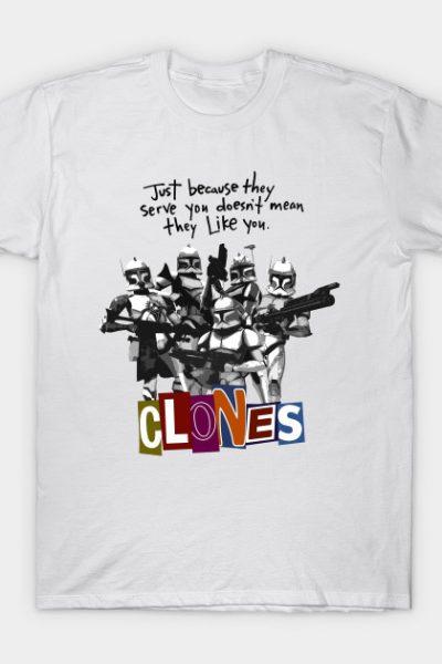 Clones. T-Shirt