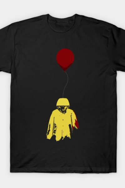 Floats down Here T-Shirt