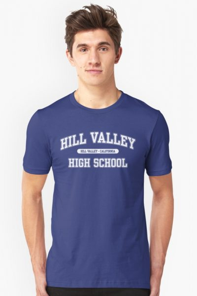 Hill Valley High School (White)