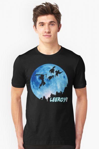 Leeroy the Extrajenkins