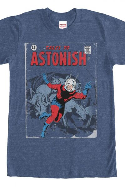 Marvel – Ant Tales Adult Regular Fit T-Shirt