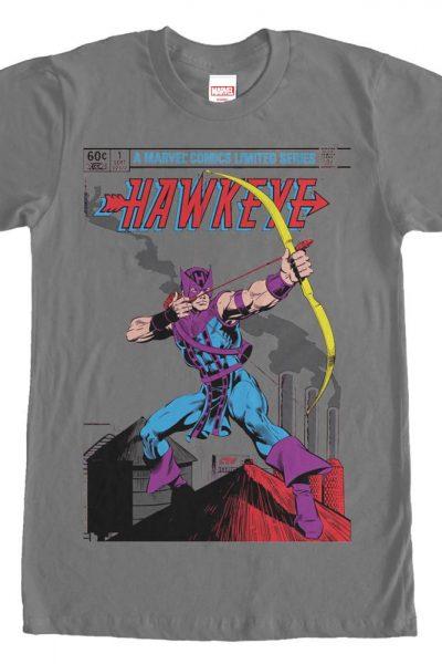 Marvel – Archer Comics Adult Regular Fit T-Shirt