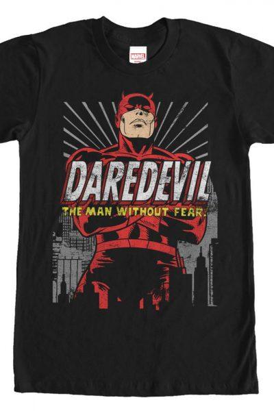 Marvel – Dare You Adult Regular Fit T-Shirt