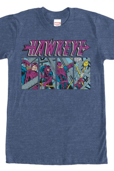 Marvel – One Shot Dude Adult Regular Fit T-Shirt