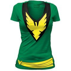 Phoenix Women's V-Neck T-Shirt | TeeShirtPalace