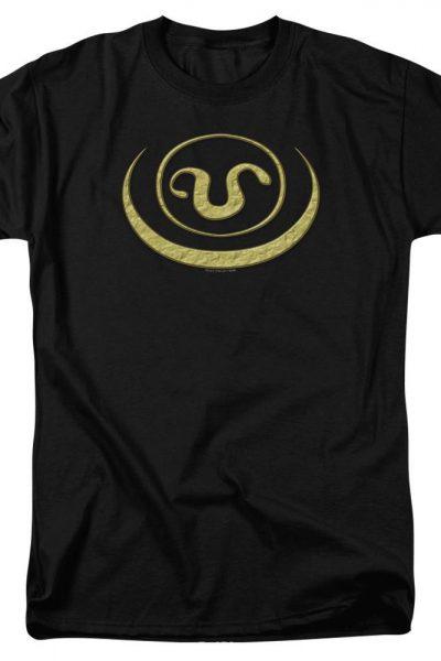 Sg1 Goa'uld Apothis Symbol Adult Regular Fit T-Shirt