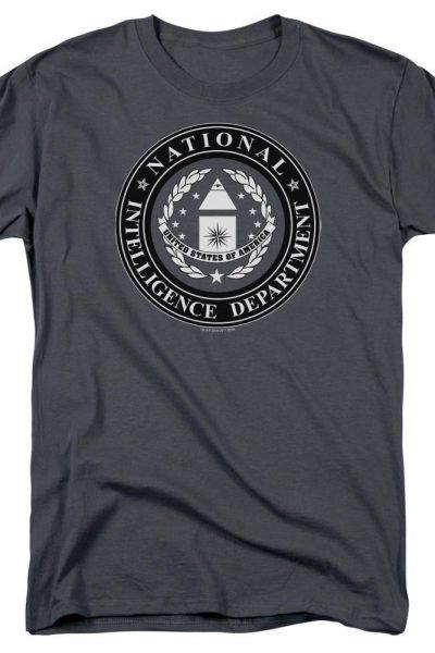 Sg1 Nid Logo Adult Regular Fit T-Shirt