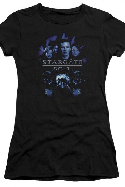 Sg1 Sg1 Stargate Command Junior T-Shirt