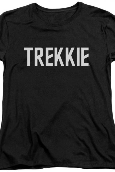 Star Trek Trekkie Women's T-Shirt