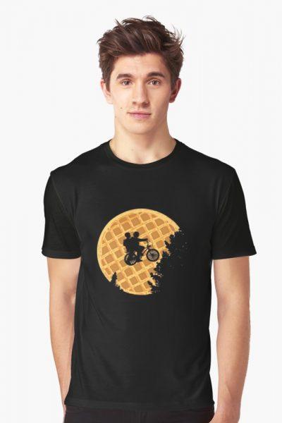 Stranger Things Waffle Moon