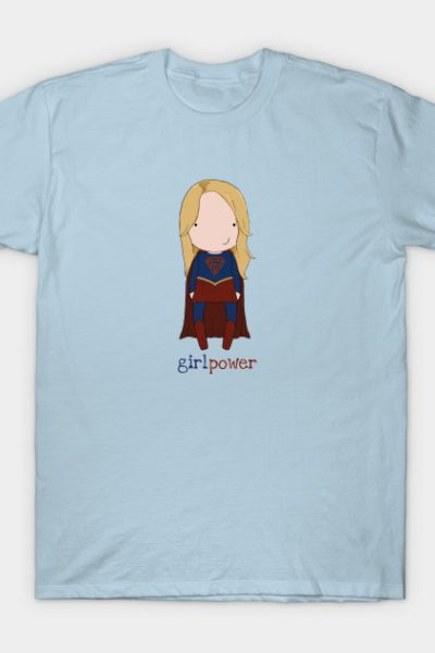 Super Girl Power T-Shirt