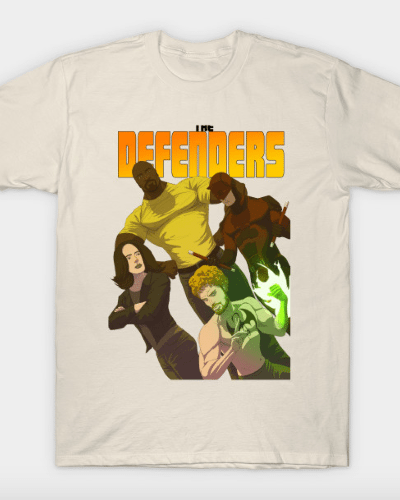 The Defenders T-Shirt