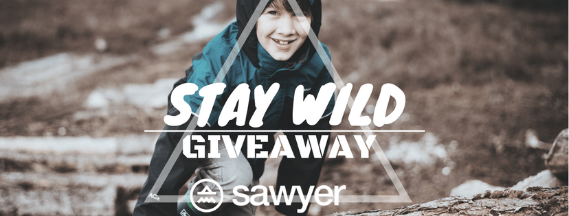 "The Sawyer ""Adventure Kit"" Giveaway: Stay Wild"