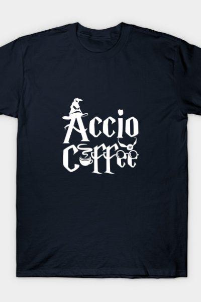 Accio Coffee T-Shirt