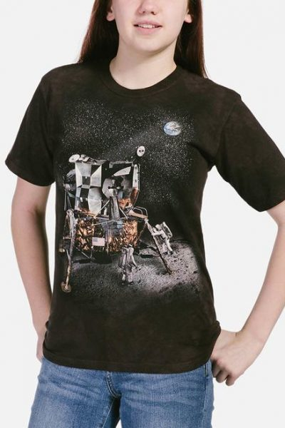 Apollo Lunar Module Kids T-Shirt