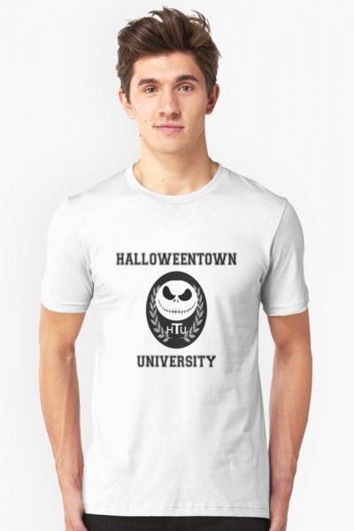 Halloween Town University